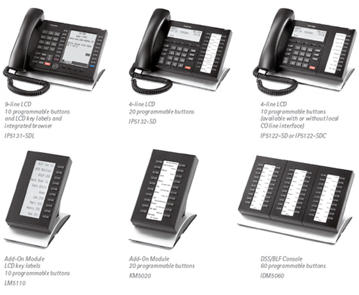 Toshiba Business Telephones